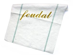 Dreckstückchen-Feudel-feudal