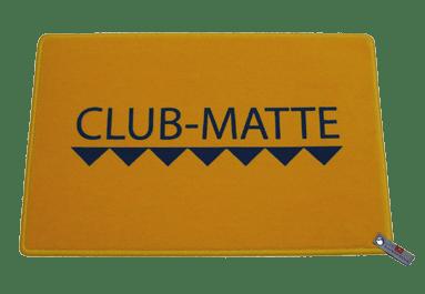 Fußmatte: CLUB-MATTE