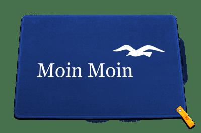 Fußmatte: Moin Moin