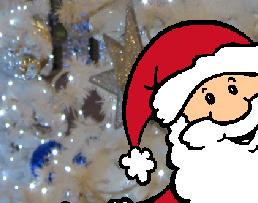 Weihnachts-Fußmatten