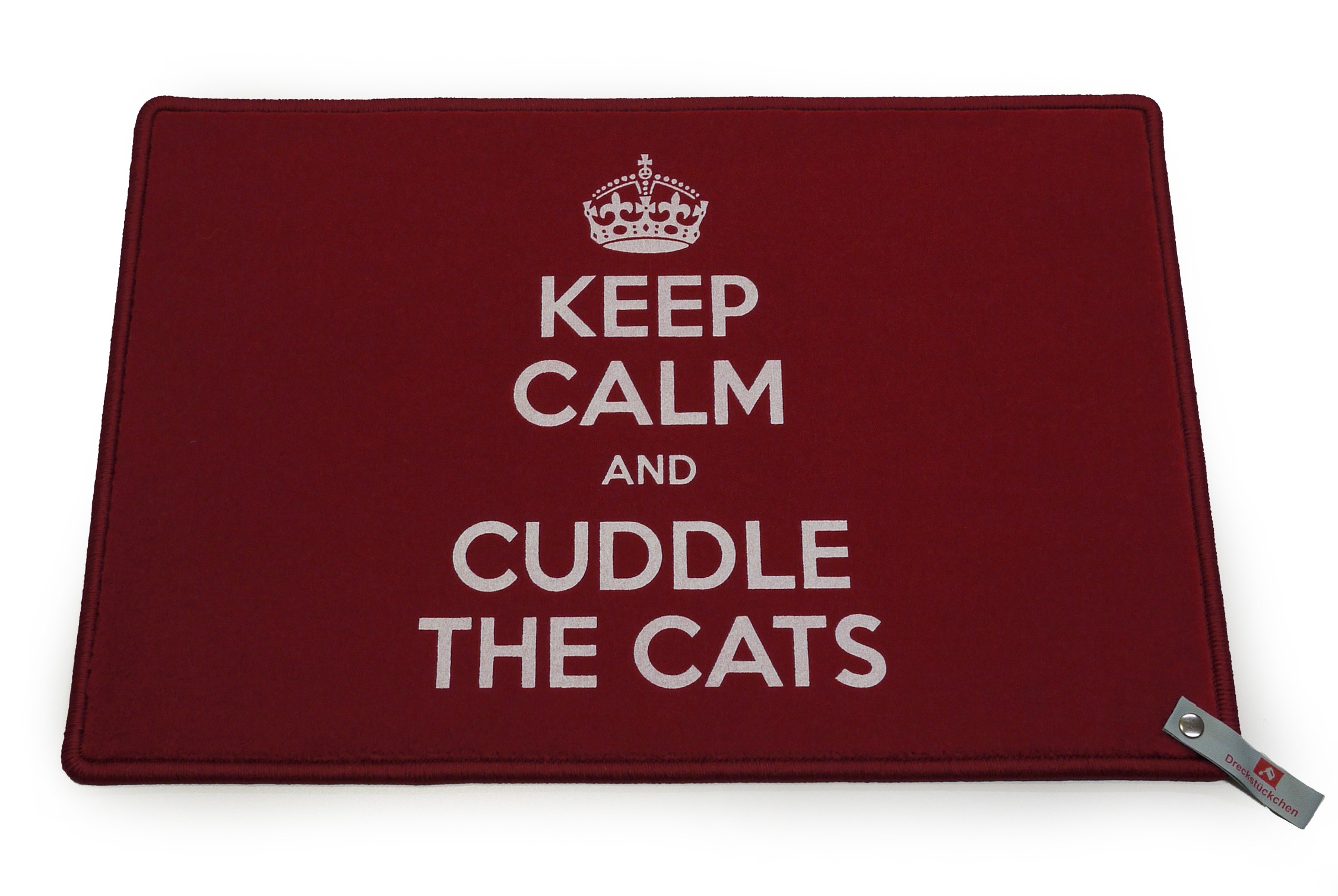 Keep Calm And Cuddle The Cats