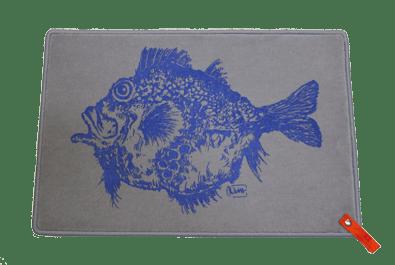 Fisch Dreckstueckchen