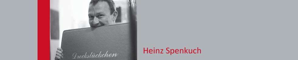 Fußmatten-Kommunikateur Heinz Spenkuch