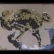 Dreckstückchen Urpferd etwa 45 Mio Jahre alt