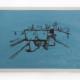 Zeichnung mit Rahmen Water Tanks