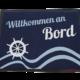 Dreckstückchen: Willkommen an Bord