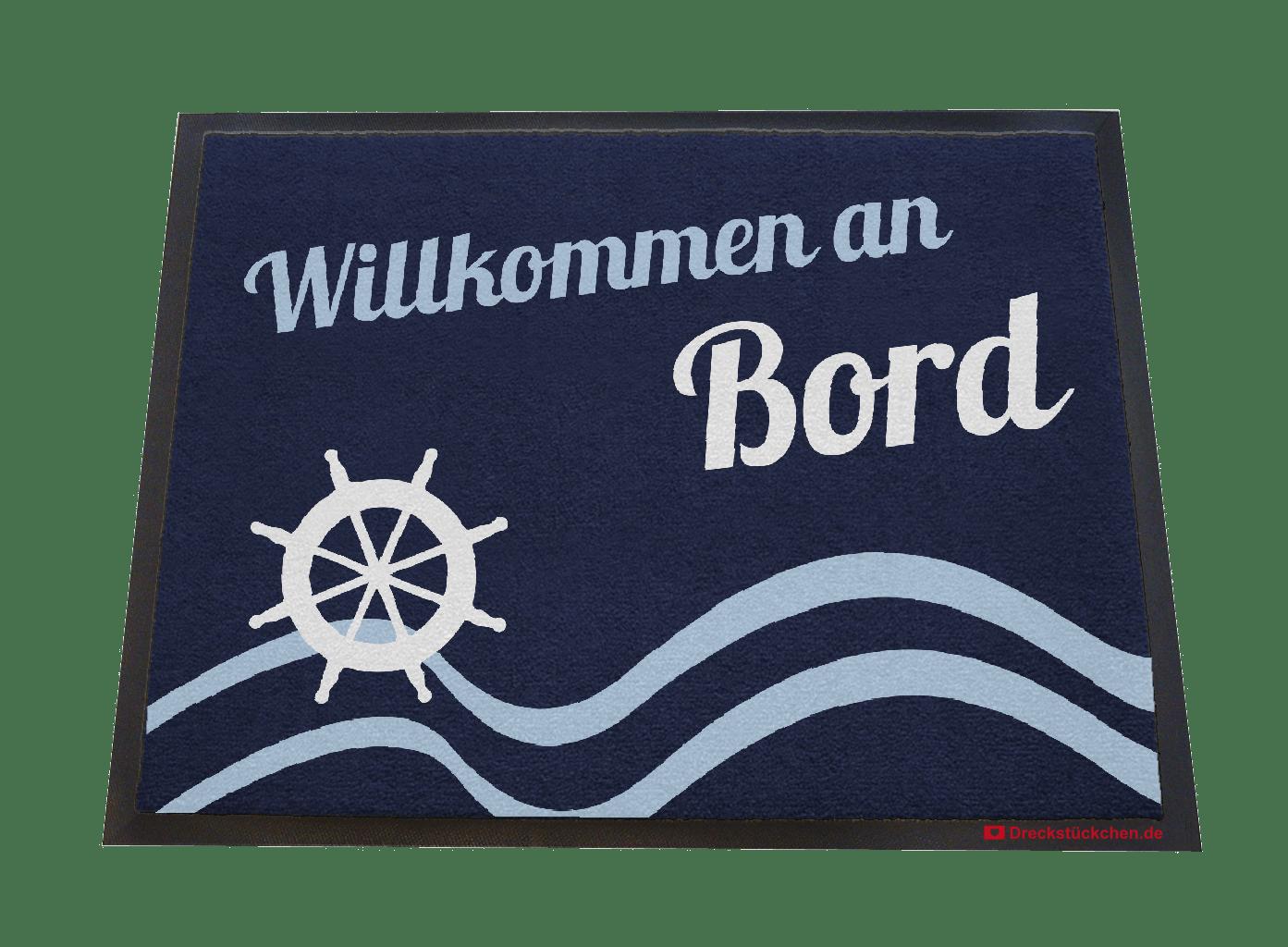 willkommen an bord | dreckstückchen.de | wir gestalten ihre