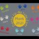 Dreckstückchen: Kindergarten-Abschiedsfussmatte Maxis Kreis mittig 90x65 Entwurf D
