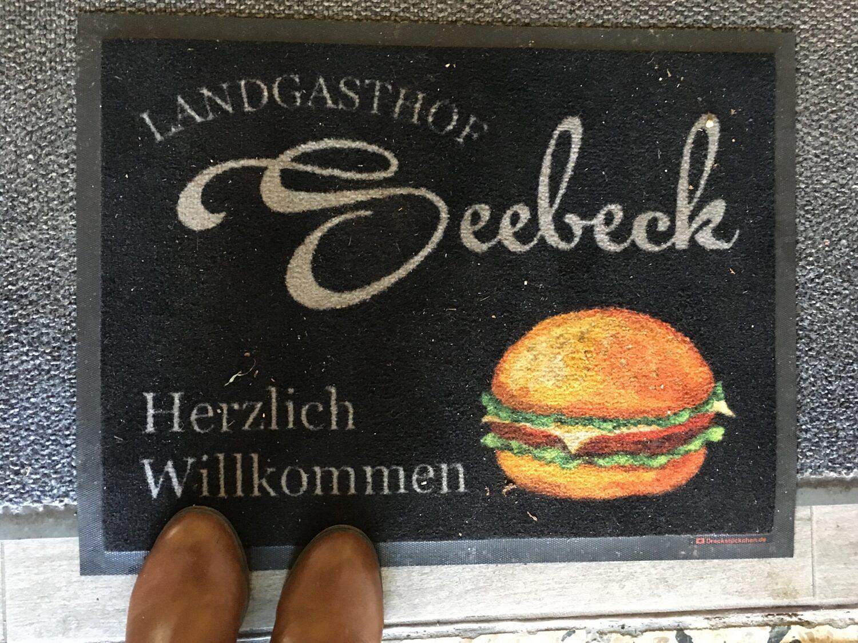 Dreckstückchen Seebeck
