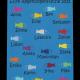 Dreckstückchen: Kindergarten Abschiedsfussmatte Fische 100x150 Entwurf K