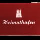 Fußmatte: Dreckstückchen Heimathafen Hamburg
