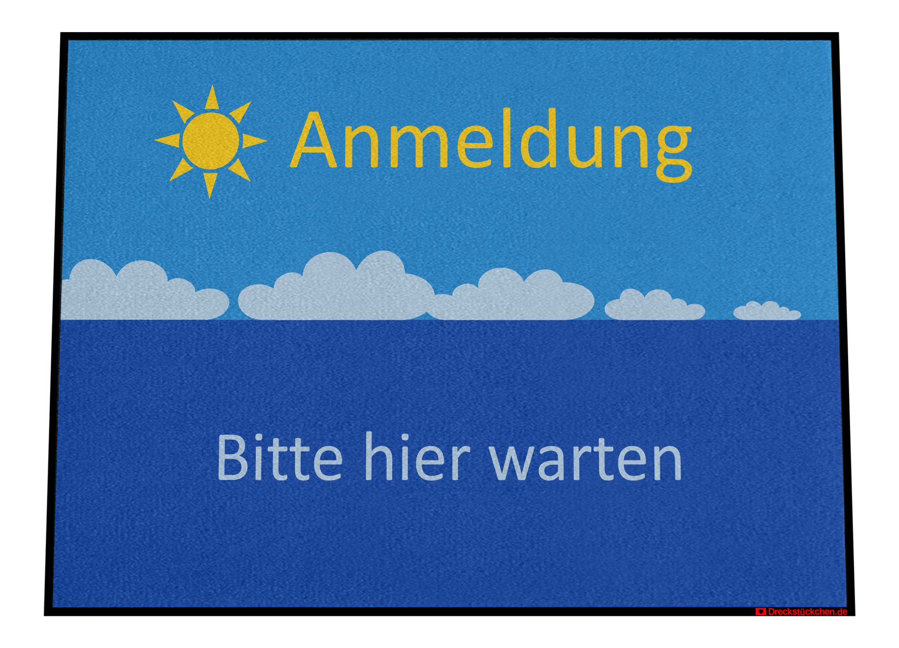 Diskretion_Anmeldung_Abstandhalter_Fußmatte_Dreckstückchen_EntwurfB90x65