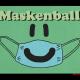 Fußmatte Maskenball Dreckstückchen