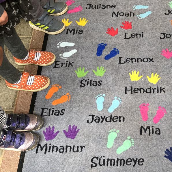 Dreckstückchen Kita-Abschied - Fußmatte Kindergarten Abschied - fußmatte kindergarten abschied - fußmatte kita abschied - fußmatte abschied kindergarten - Kita-Abschieds-Fußmatten - fußmatte kindergarten - fußmatte abschied kita